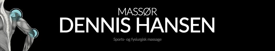 DH Massage v/ Dennis Hansen, Vrå